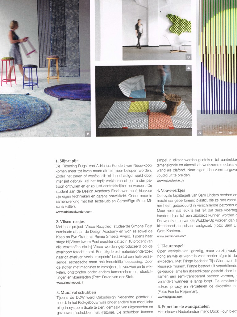 Mobilia magazine